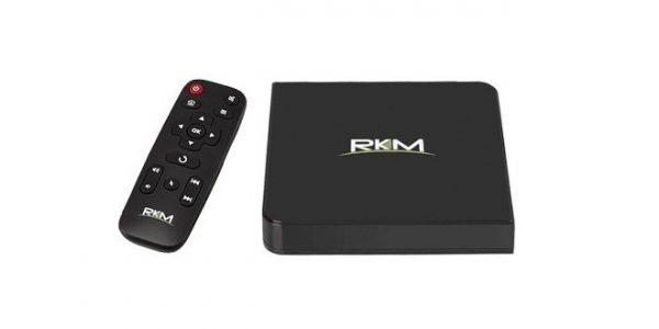 Rikomagic MK12 Android TV Box Review 1