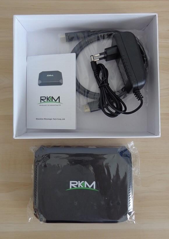 Rikomagic_MK36_Mini_PC_Windows_TV_Box_Unpacking