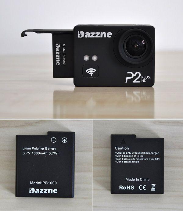 Dazzne_P2_Plus_Camera_Battery