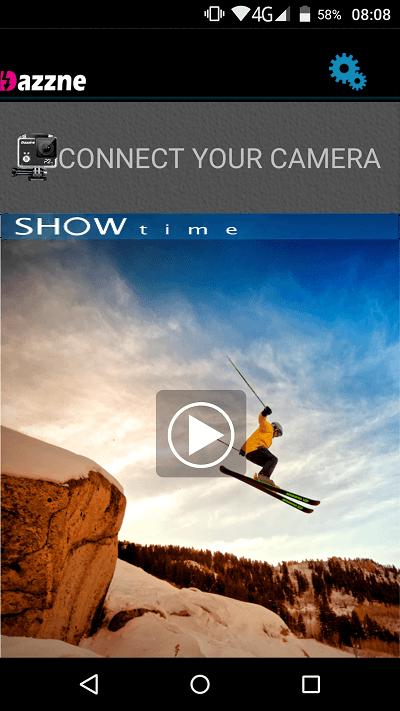Dazzne P2 Plus Sport Camera Review 1