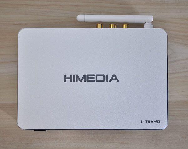 HiMedia Q5 Pro TOP View