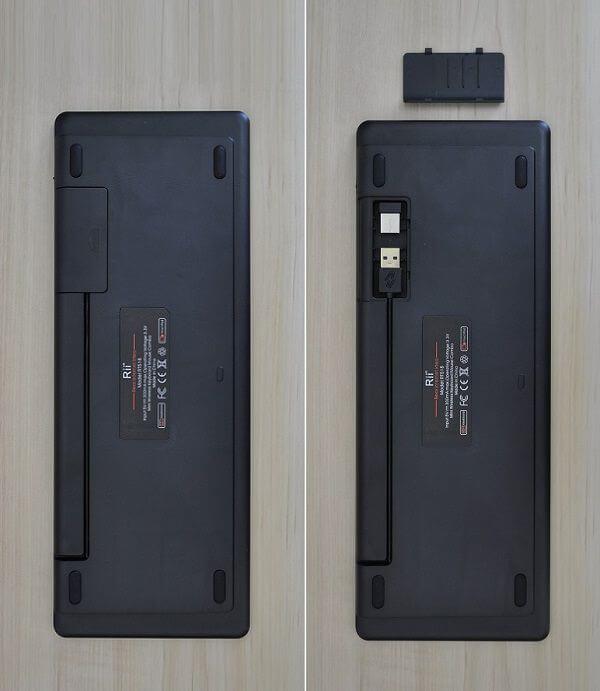 Riitek-K18-Mini-Wireless-Keyboard-Back