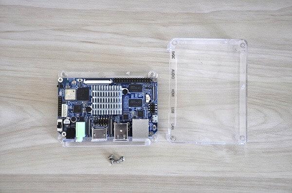 FriendlyARM NanoPC T3 | Single Board Computer Review 1