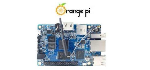 Orange Pi Plus 2E Single Board Computer