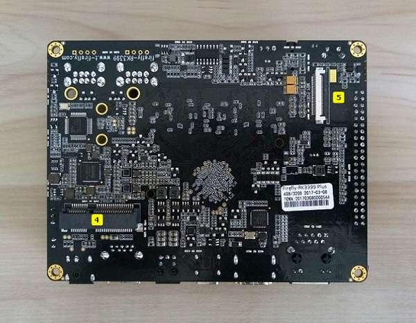 Single Board Computer Asus Thinker Board Killer | Firefly RK3399 Plus