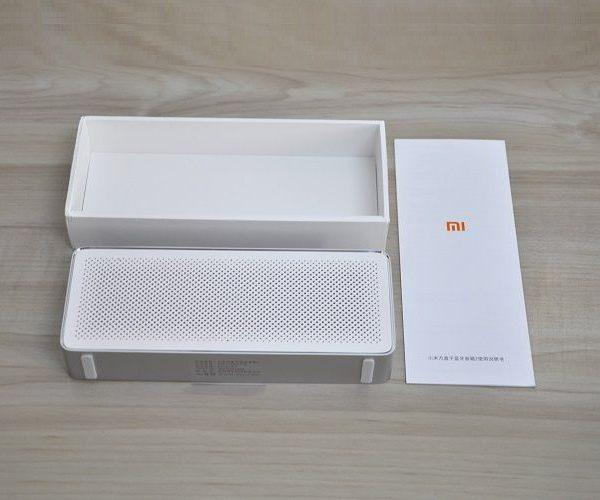 Xiaomi Square Box 2 Speaker Unboxing 3