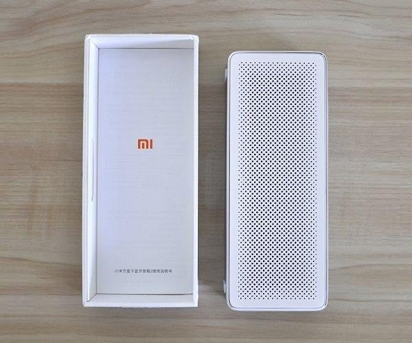 Xiaomi Square Box 2 Speaker Unboxing 4