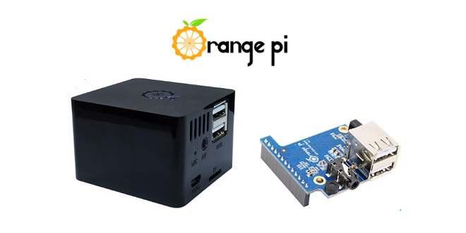 Orange Pi Zero SET7 Kit