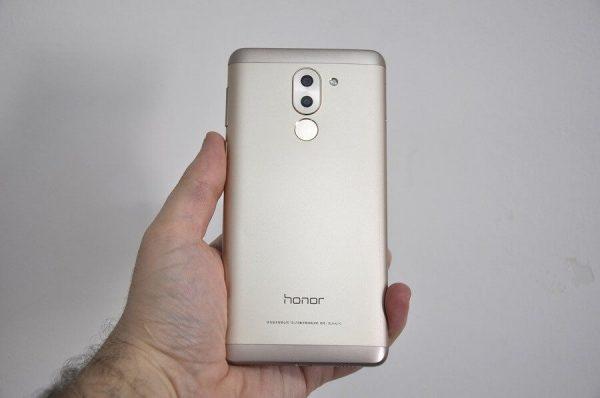 Huawei Honor 6X - Rear view