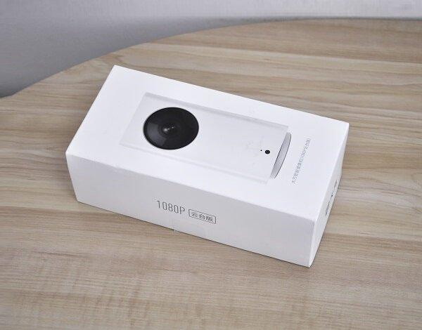 Xiaomi Dafang Unboxing 1