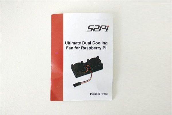 Raspberry Pi 3 / 2 Best Cooling Fan Kit 8