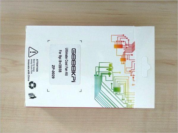 Raspberry Pi 3 / 2 Best Cooling Fan Kit 5