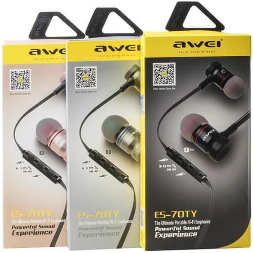 Awei ES 70TY earphone