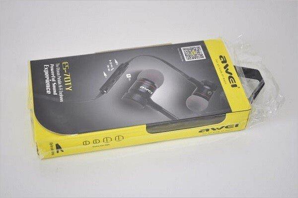 Awesome Handset In-ear earphone earbuds | AWEI ES-70TY 1