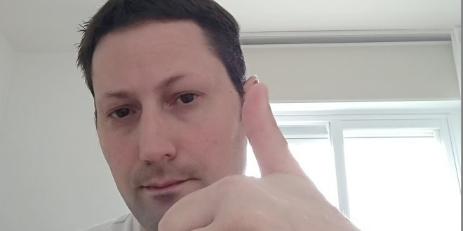 Xiaomi A1 Selfie Sample