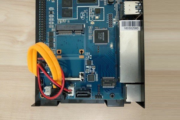 Banana PI R2 Assembly 4