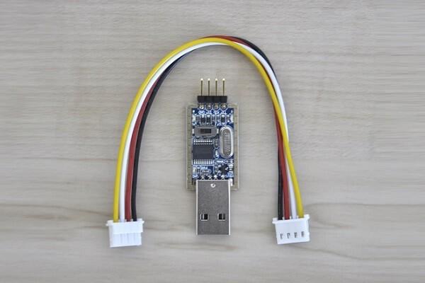 NanoPi K1 Plus UB2UART 1