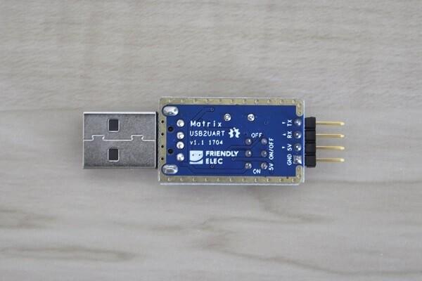 NanoPi K1 Plus UB2UART 3