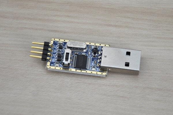 NanoPi K1 Plus UB2UART 4