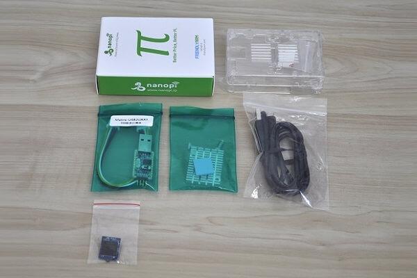 NanoPi K1 Plus Unboxing 1