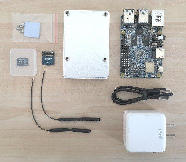 NanoPi M4 items