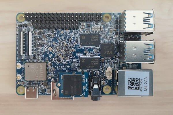 NanoPi M4 eMMC 2