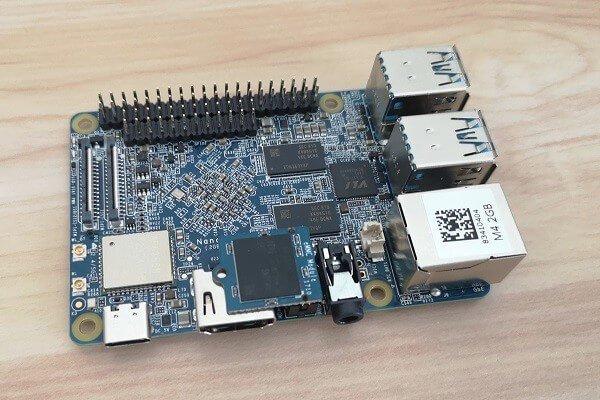 NanoPi M4 eMMC 3