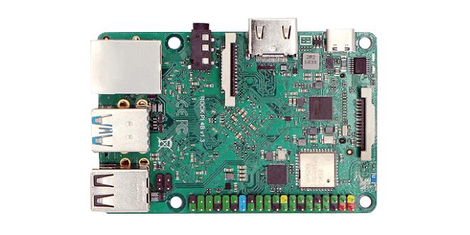 ROCK Pi 4 Computer