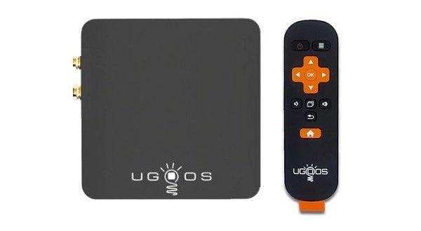 Ugoos am6 box