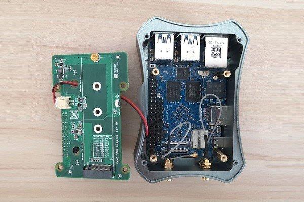 NanoPi M4 Case Kit 10