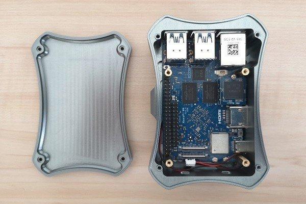 NanoPi M4 Case Kit 2