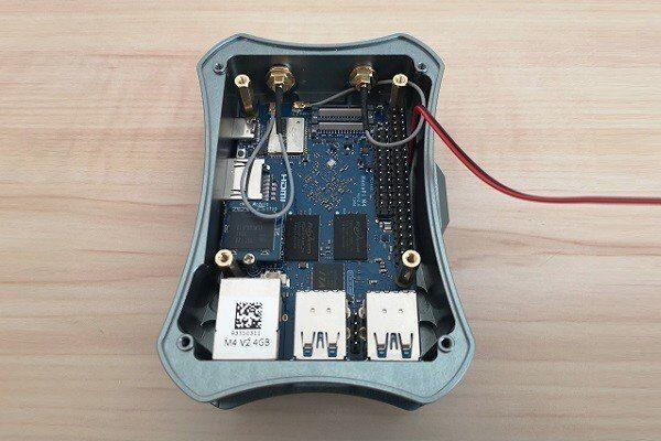 NanoPi M4 Case Kit 8