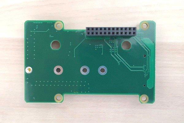 NanoPi M4 NVMe SSD Adapter 3
