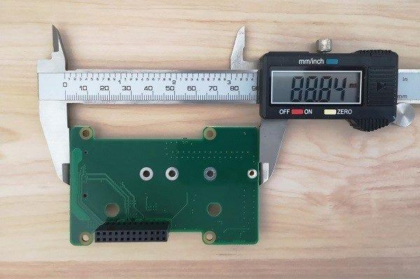 NanoPi M4 NVMe SSD Adapter 5