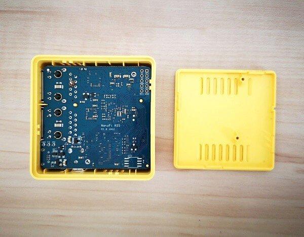 NanoPi R2S Case Open 3