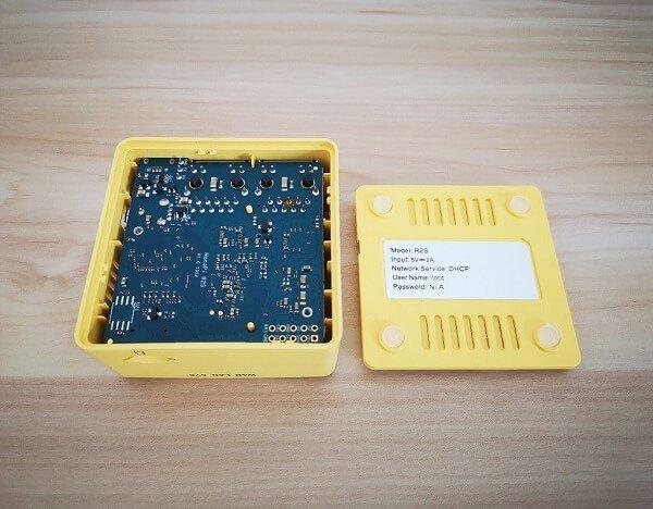 NanoPi R2S Case Open 4