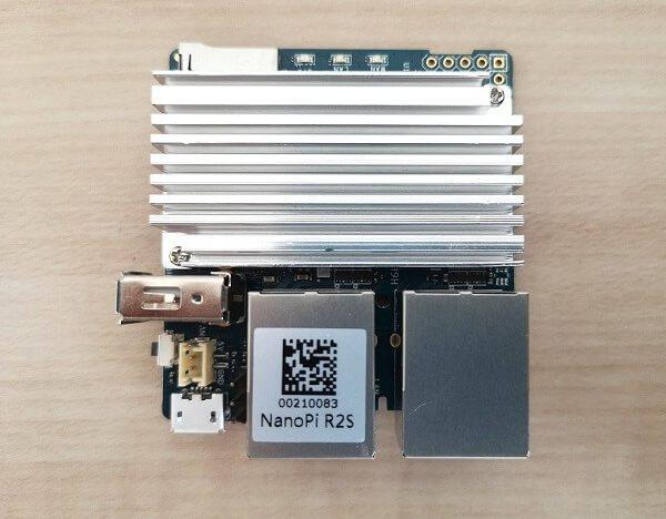 NanoPi R2S Case Open 5