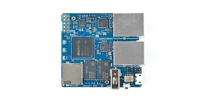 NanoPi R2S SBC 1