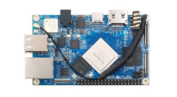 Orange Pi 4B Single Board Computer