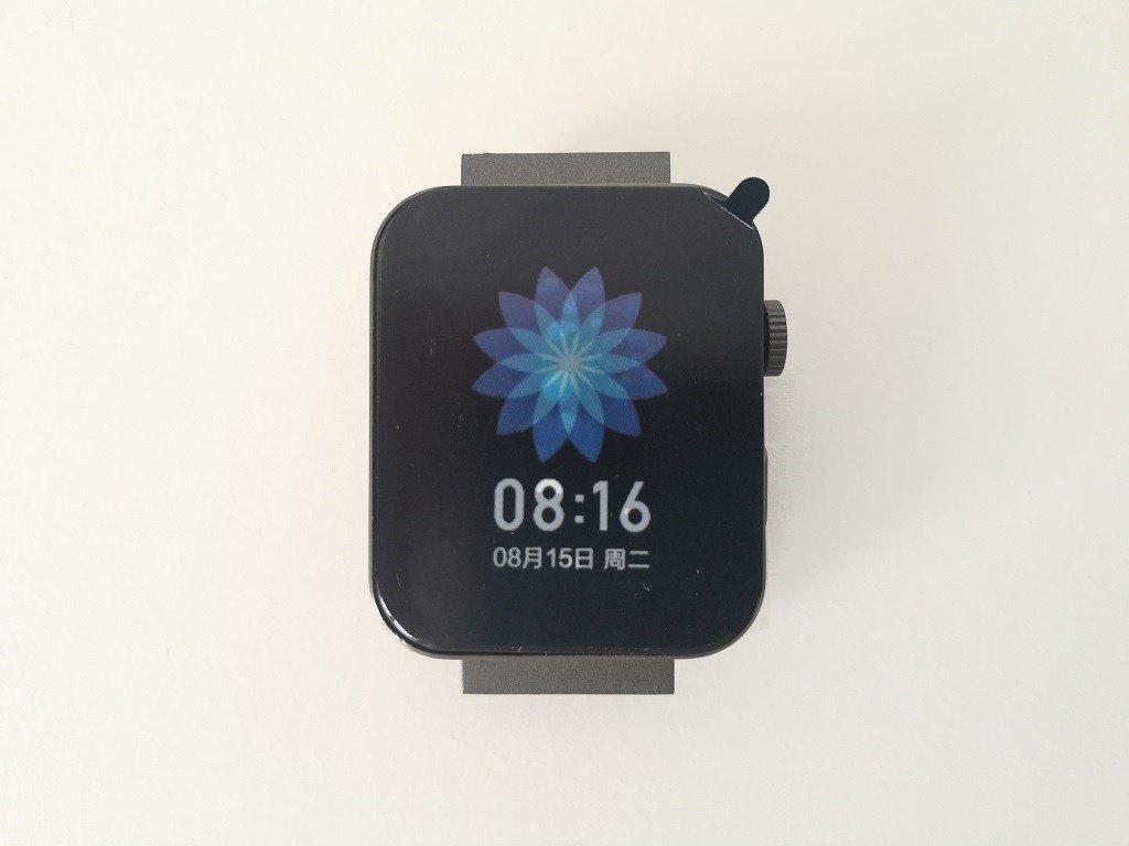 Mi5 Watch Unbox 4