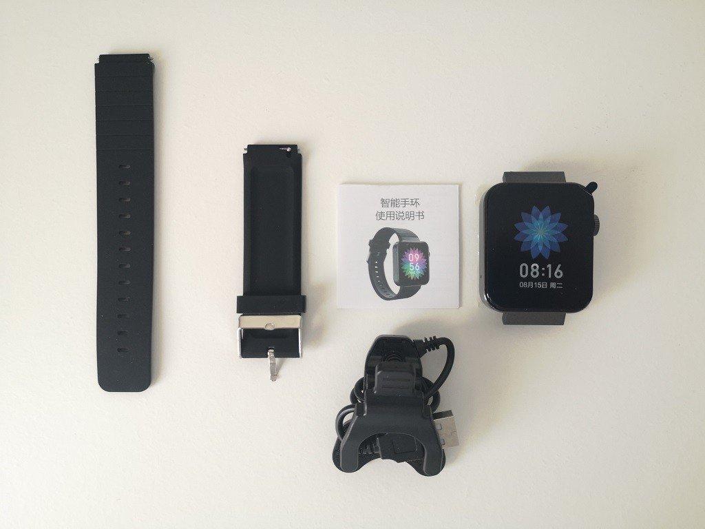Mi5 Watch Unbox 7