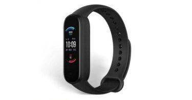 Amazift Band 6 Smartwatch