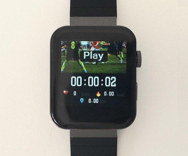 Mi5 watch Sports Mode 3